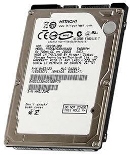 Recupero dati hard disk hitachi