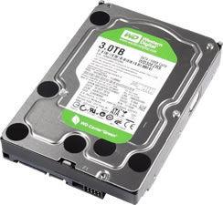Recupero dati hard disk western digital wd
