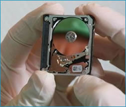 hard disk drive RecuperaDati