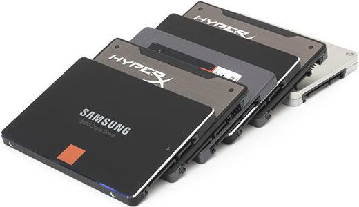 Recupero dati da SSD